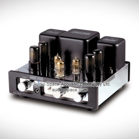 AS-2.8i   Stereo Tube Integrated Amplifier