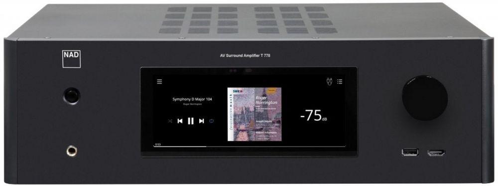 nad t778 v3 amplificateur home cinema