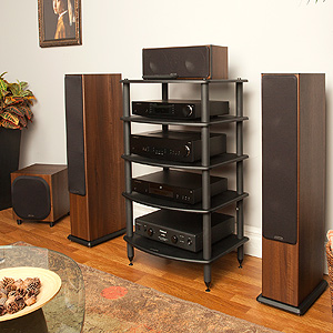 Monitor Audio Bronze 6 Floorstanding SpeakerAudio Advisor