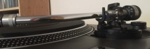 Technics SL-1210 Tonearm Floating
