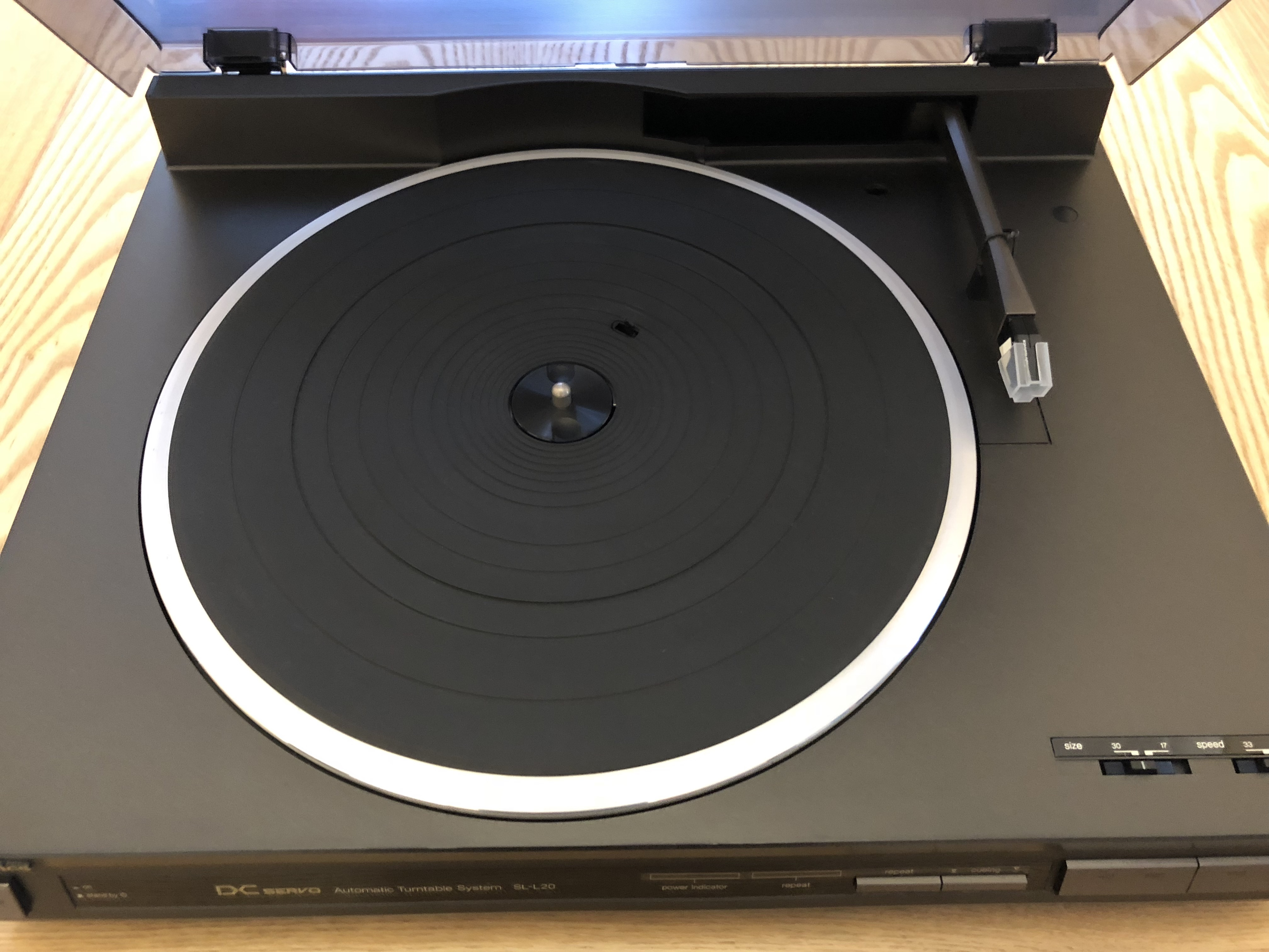 Technics SL-L20 Linear Tracking Turntable Service - Audio Appraisal