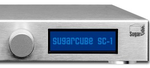 SugarCube SC-1 Front Screen Closeup