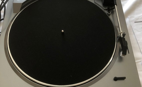 Lp60 Top View Open Lid
