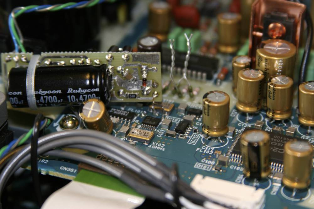 SONY DVP-9000ES VSEI Level 6 Modified - Audio Asylum Trader