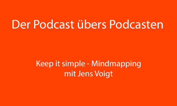 PüP_015 Hörbuch: Keep it simple – Mindmapping mit Jens Voigt