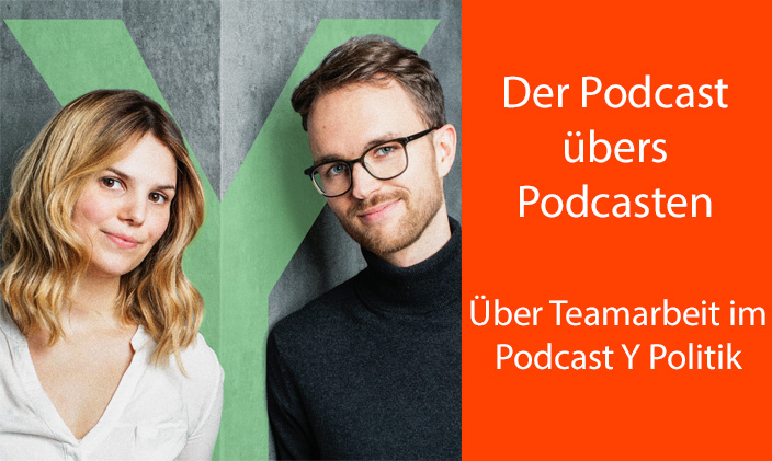 PüP_056 Teamarbeit im Podcast Y Politik