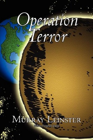 Operation Terror by Murray Leinster Audiobook