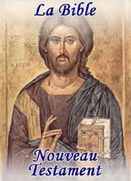 Illustration: Nouveau Testament - la bible