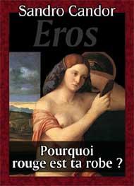 Illustration: Eros, pourquoi rouge est ta robe - Sandro Candor