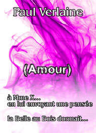 Illustration: Amour - paul verlaine