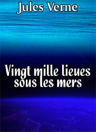 Illustration: Vingt mille lieues sous les mers - Jules Verne