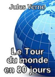 Illustration: Le Tour du monde en quatre-vingts jours - jules verne