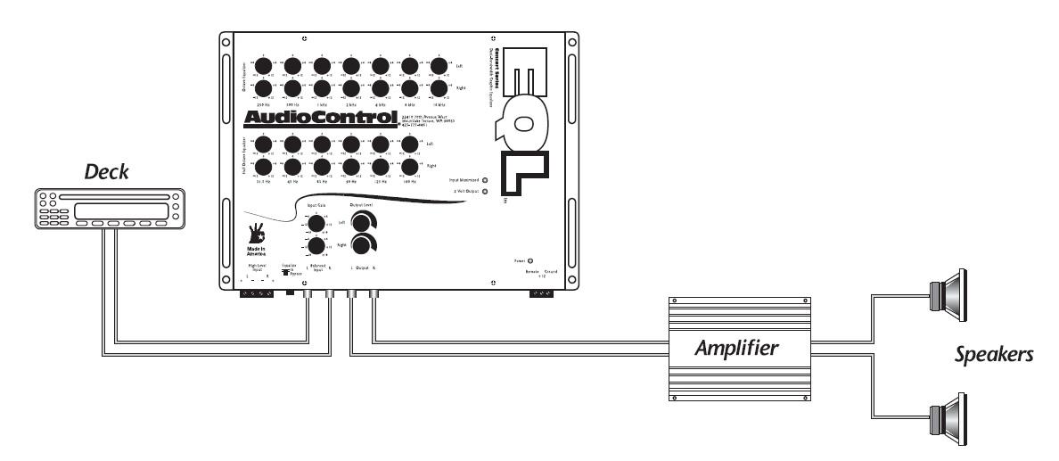 basic car speaker wiring diagrams