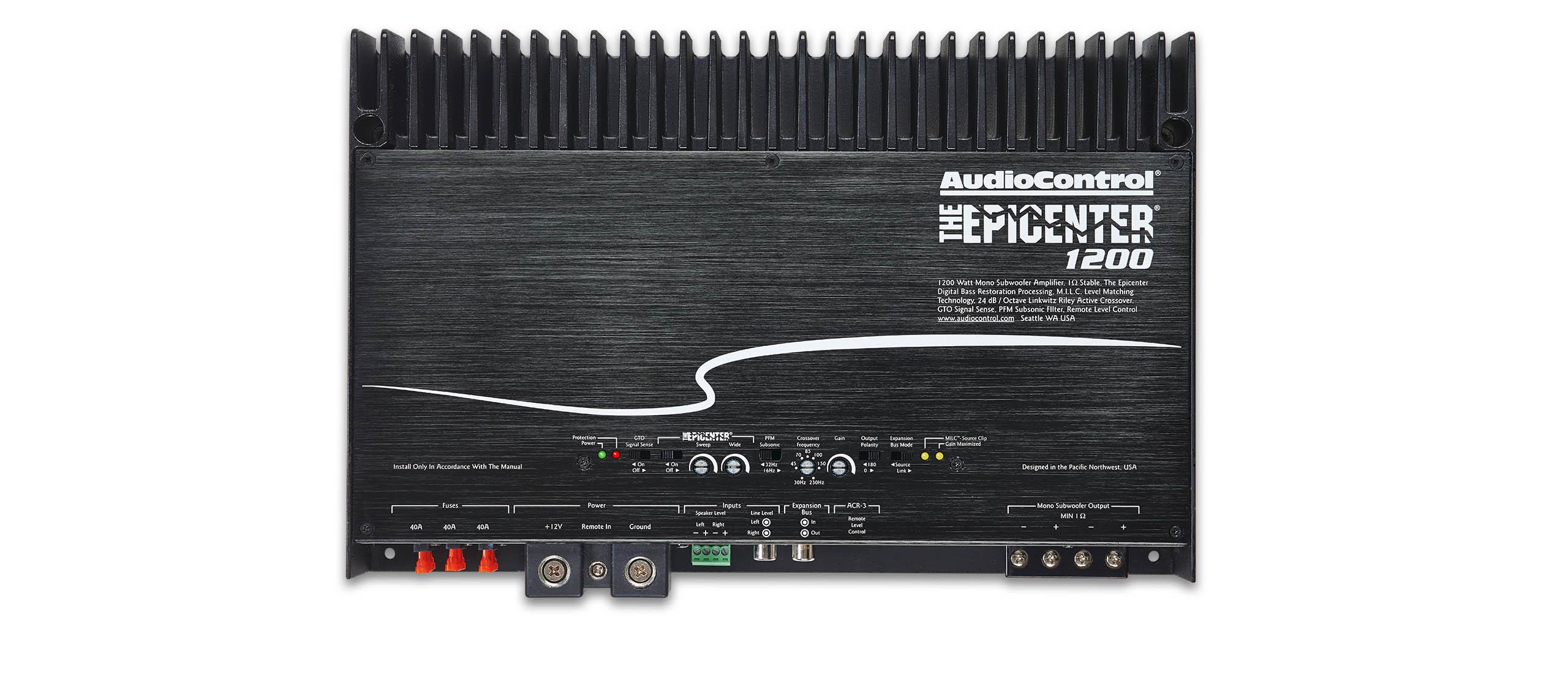 Car Audio Wiring Diagram Amplifier