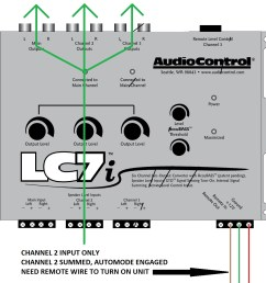 can my multi channel line converter take a single stereo input and distribute it to all outputs  [ 1228 x 1168 Pixel ]