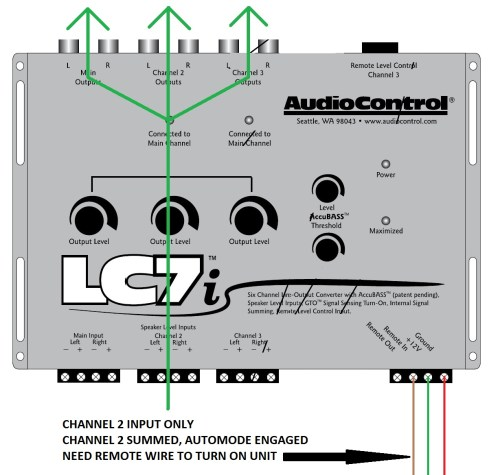 small resolution of can my multi channel line converter take a single stereo input and distribute it to all outputs