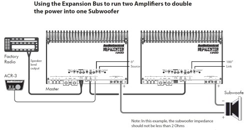 small resolution of amps 1 sub