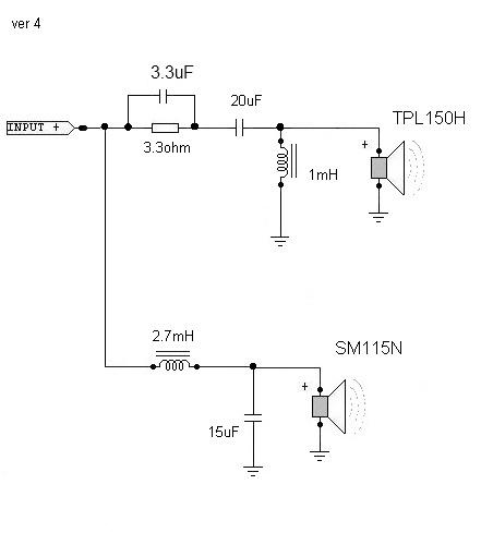 Hi-End and Hi-Eff loudspeakers system 2