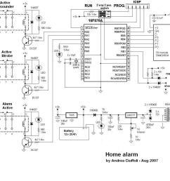 home alarm system wiring diagram [ 1000 x 1020 Pixel ]