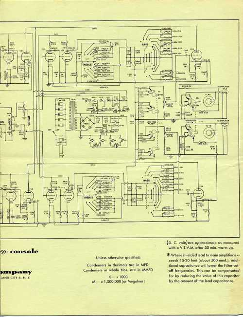 small resolution of this kit is based on the original schematic of the marantz 7 a real classic