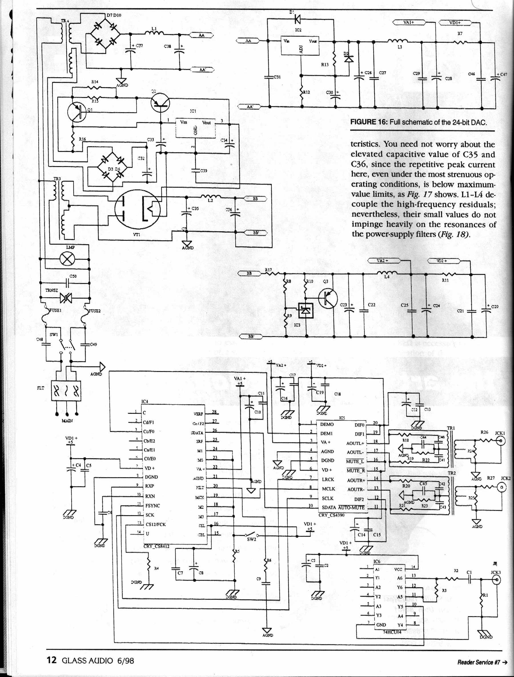 Hi-Resolution System 192KHz 24bit with EMU 0404 USB