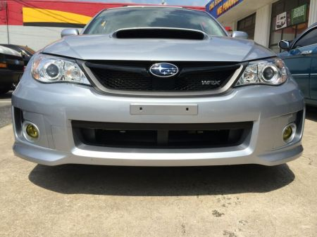 Impreza Tail light tint