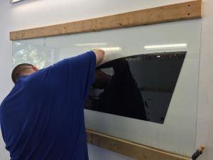 Window Tint Plotter