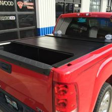 GMC Roll Back Bed Cover