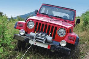 Jeep Winches