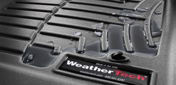 Weathertech floor liners and mats