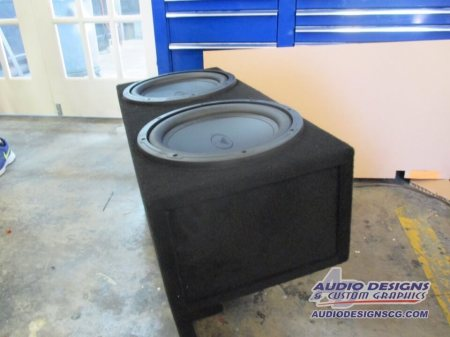 Chevelle subwoofer
