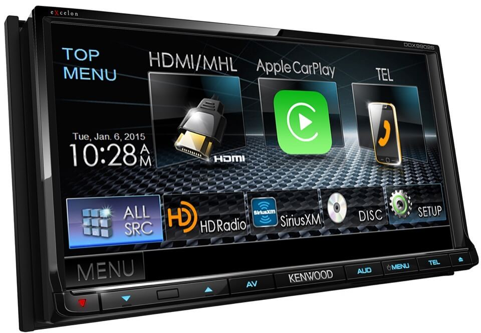 Apple CarPlay Available at Audio Designs in Jacksonville