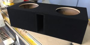 Custom Subwoofer Enclosures