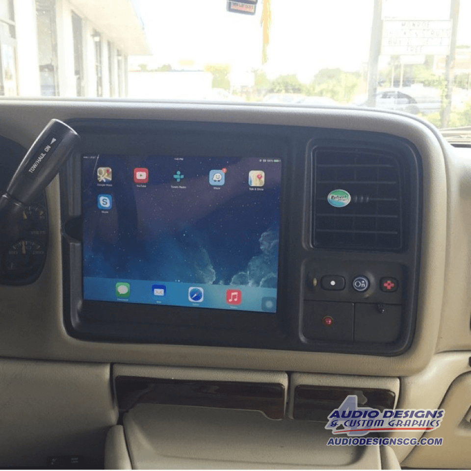Premium Ipad In Dash Vehicle Integration 2008 Charger Wiring Harness