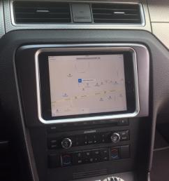 ipad in dash [ 960 x 960 Pixel ]