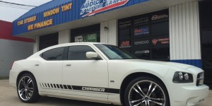 2010 Charger Vinyl Graphics