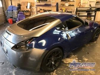 Nissan 370Z Wrap