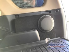 Toyota 4Runner Enclosure