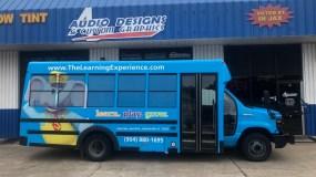Shuttle Bus Graphics