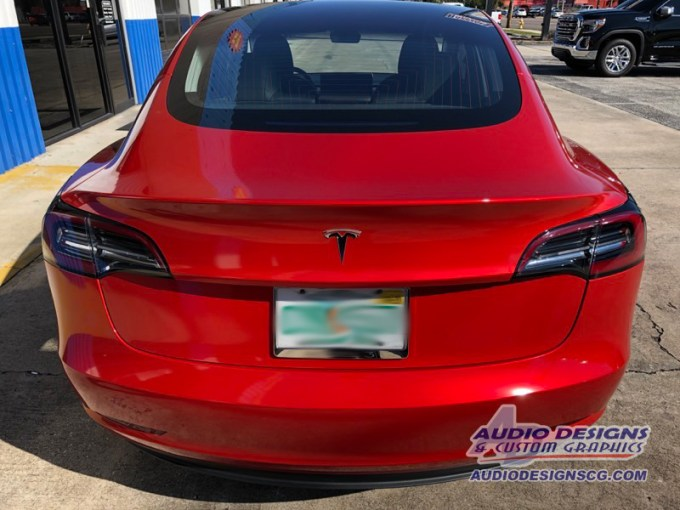 Tesla Wrap