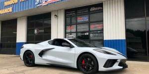 Corvette Radar