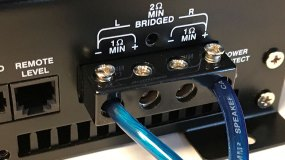 What is Car Audio Amplifier Bridging