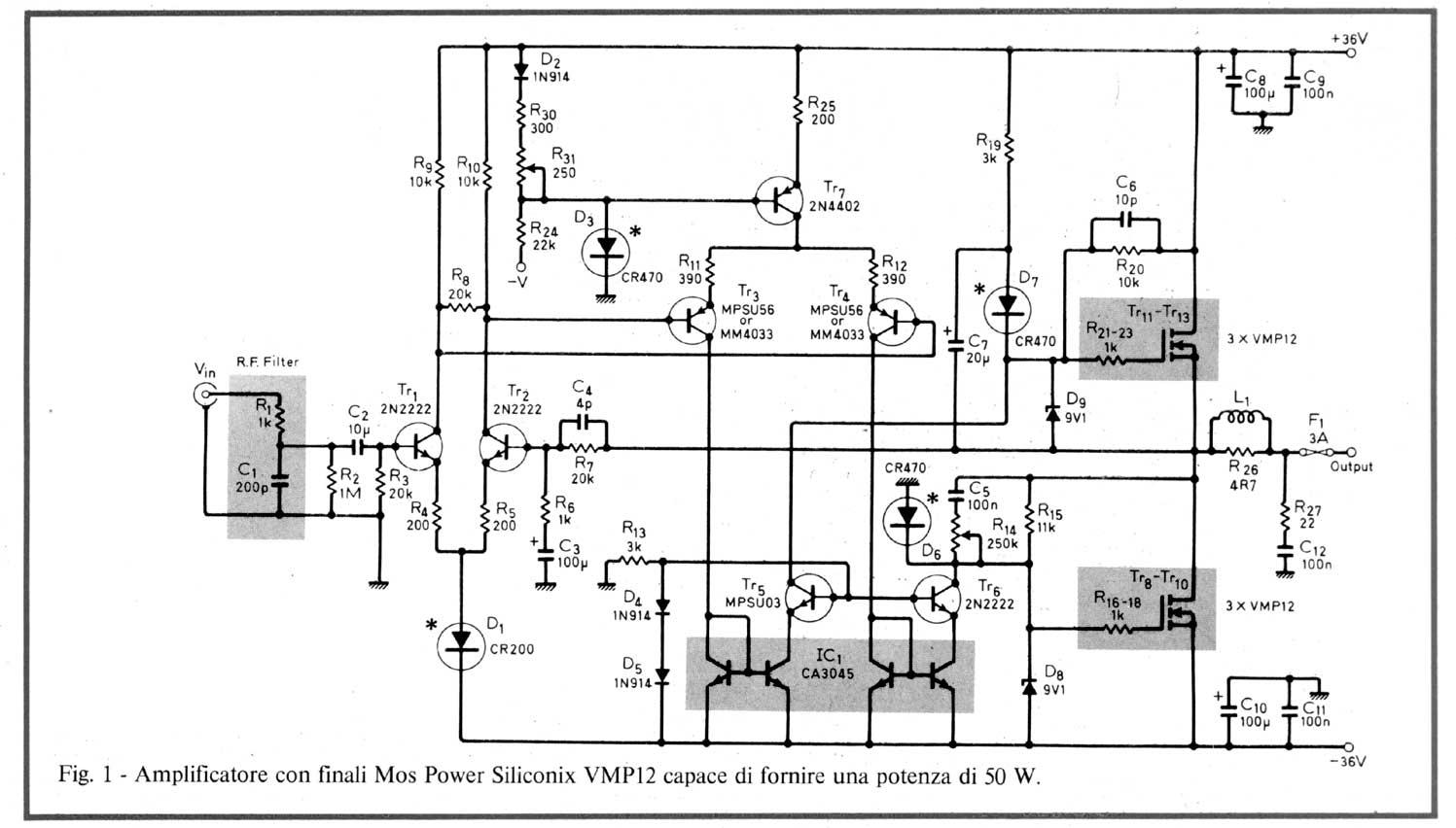 microEDUC: Projetos de Circuitos Eletrônico para Controle