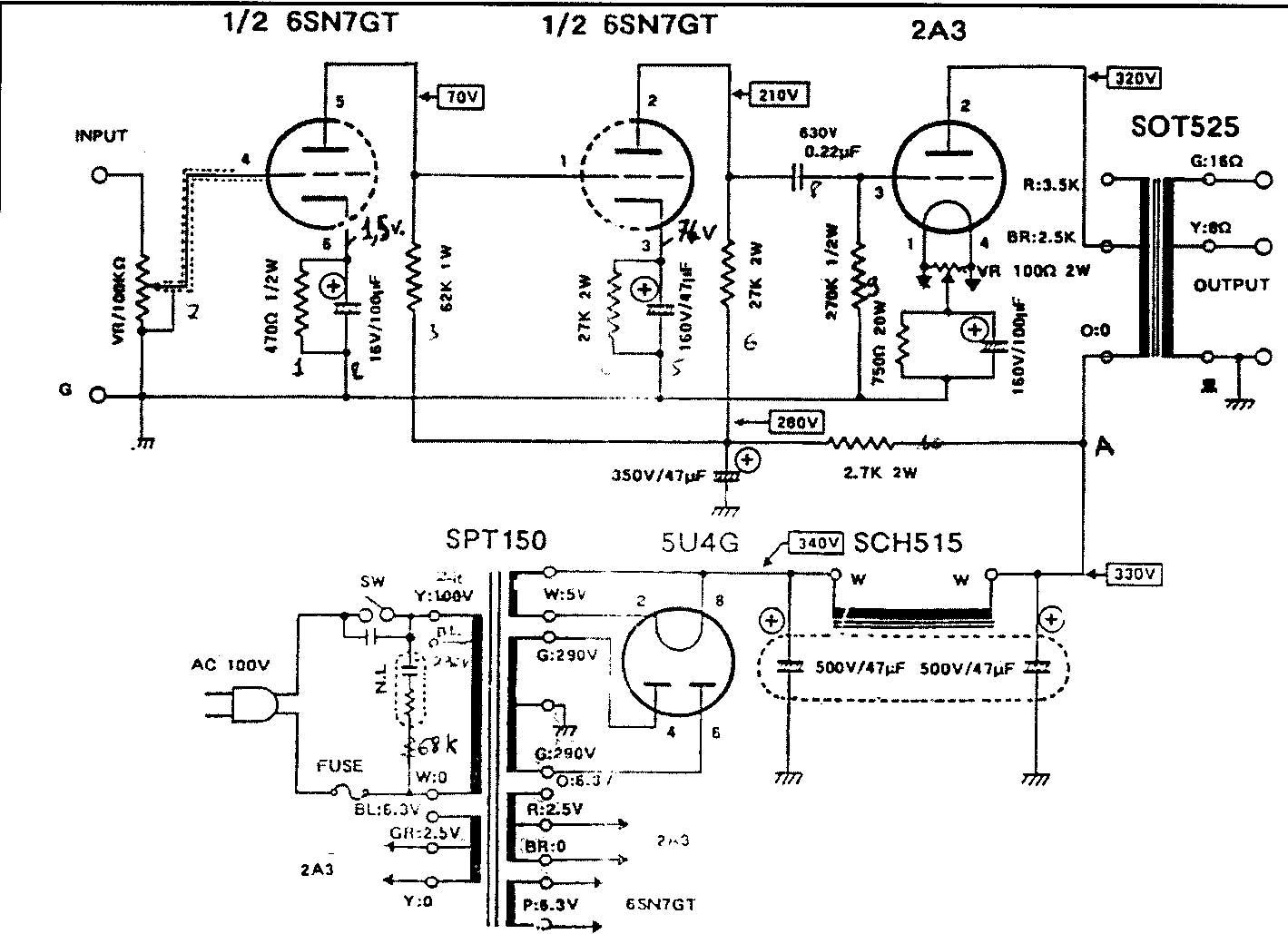 8 Audio Schematics