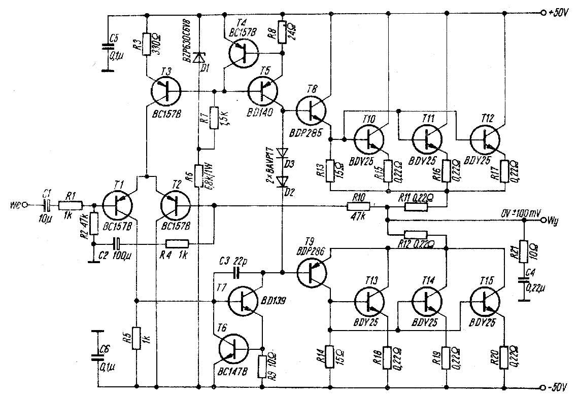 microEDUC: Oscilador com Diodo Túnel (1N3720)