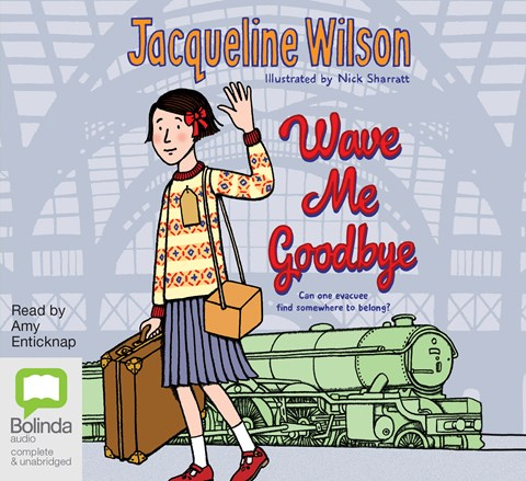 wave me goodbye by