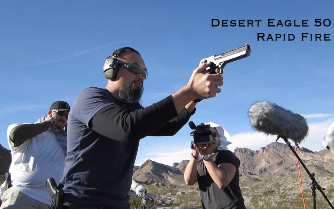 New Video of recording firearms for a game