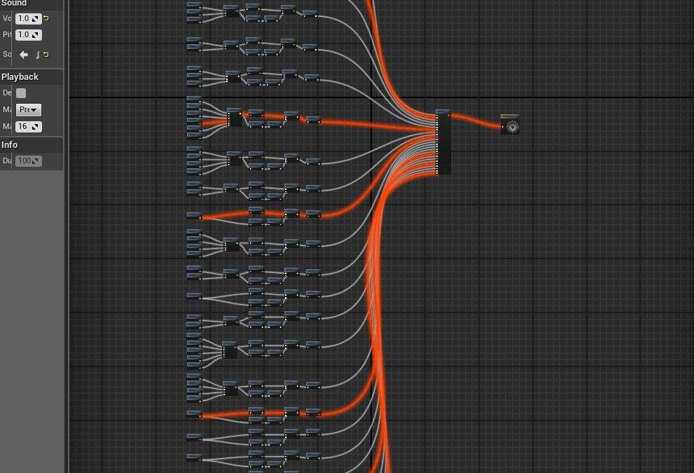 InSomnia RPG – ambient soundscape design in Unreal Engine 4