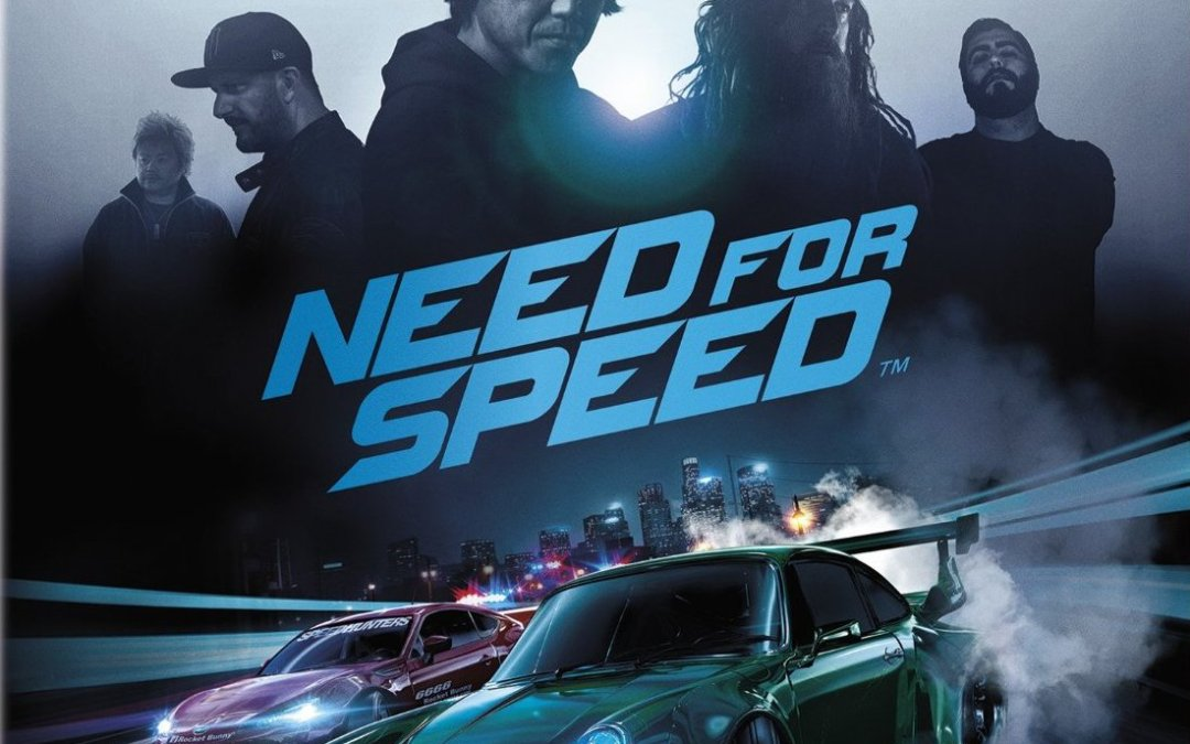 New game I worked on – Need for Speed releases Today!