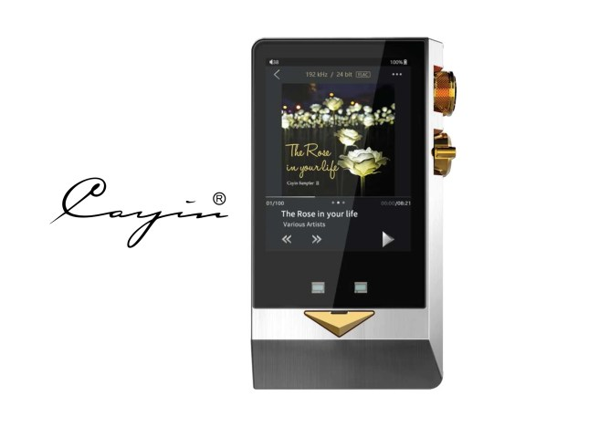 Cayin N8 MQA Certified Portable  Audio Player